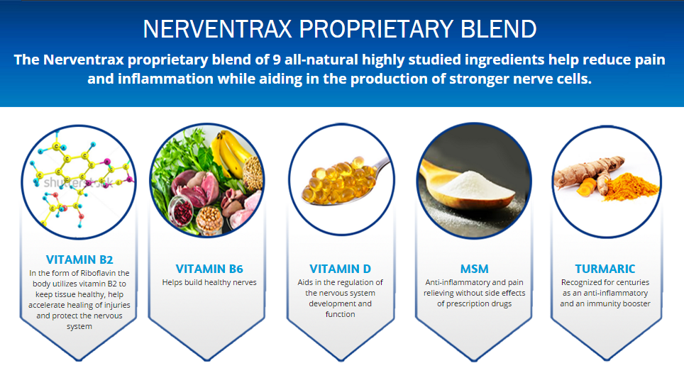 nerventax-ingredients