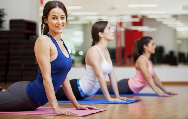 Top 6 Yoga Poses for Skin Health