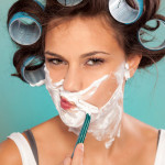 How To Remove Facial Hair