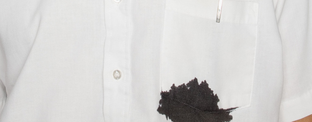 The Most Effective Methods For Ink Stains Removal
