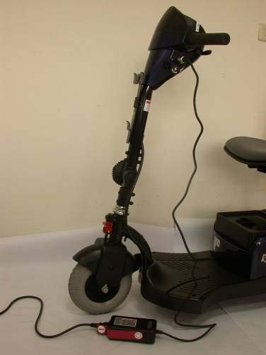 scooter charge