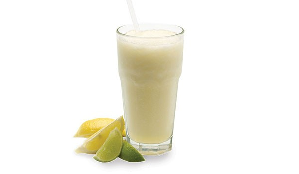 Lemon Lime Sherbet Smoothie