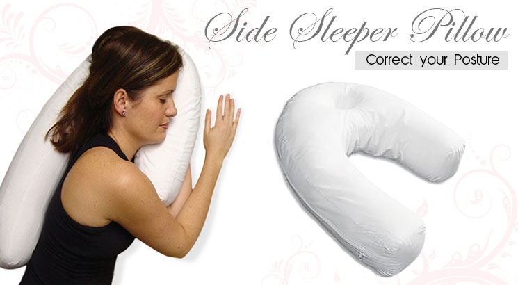 SideSleeper Pro Neck And Back Pillow Review