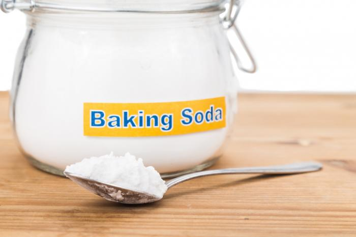 baking soda powder
