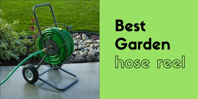 top 5 best garden hose reel cart wall mount box reviews 2018 - Best Garden Hose Reel