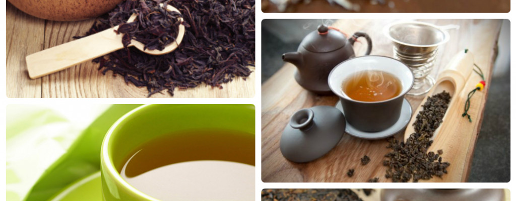 Varieties Of Tea Benefits
