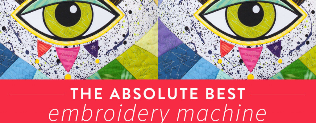 Tips to select the best Embroidery Machine