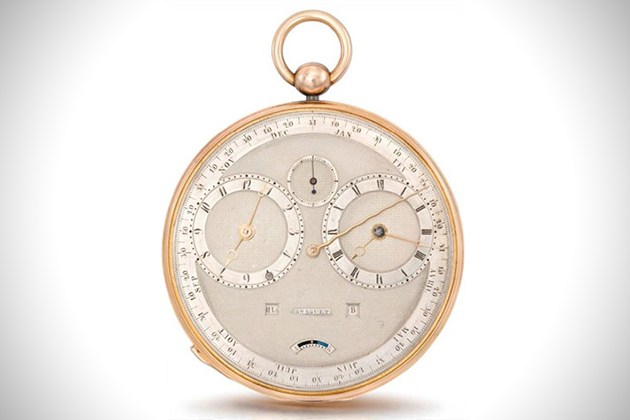 Breguet & Fils, Paris, No. 2667 Precision Watch