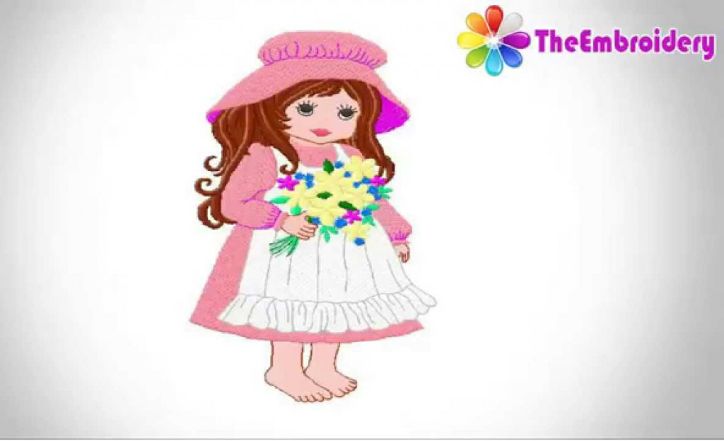 Downloaded Embroidery Designs