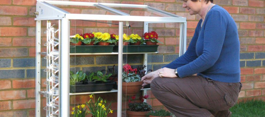 Miniature Greenhouses Are Affordable And Fun
