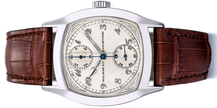 Patek Philippe 1928 Single Button Chronograph Watch