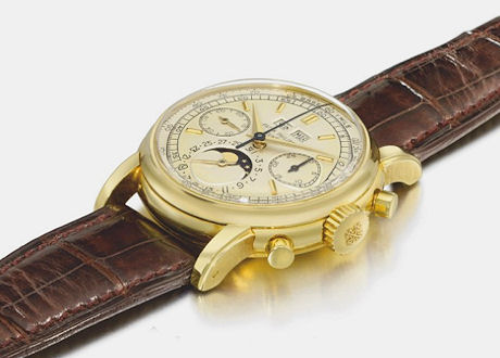 Patek Philippe Reference 1527 Wristwatch