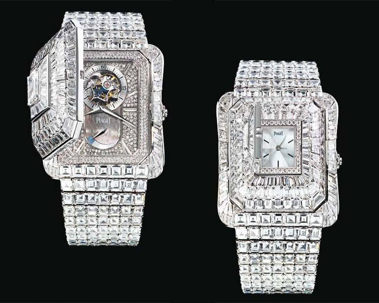 Piaget Emperador Temple Watch