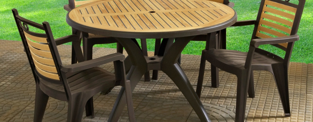 Patio Furniture that Won't Rust