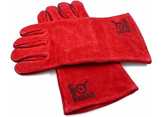 dutch oven leather gloves