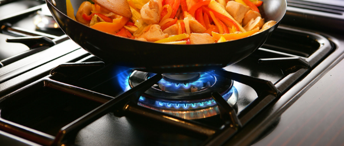Top 10 Products Bought Together With Gas Ranges