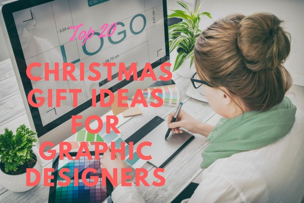 20 Christmas Gift Ideas for Graphic Designers 2019