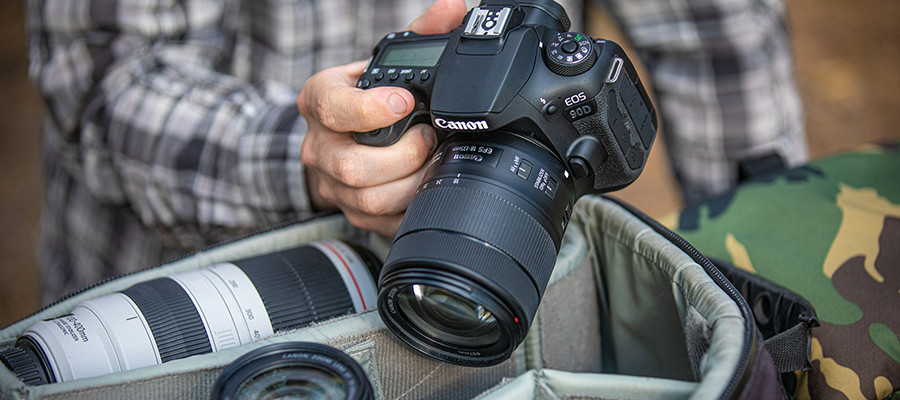 The 5 best Canon lenses for your DSLR camera